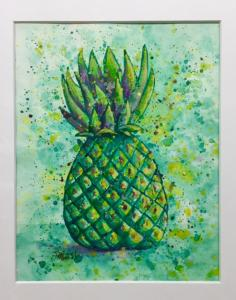 Pineapple, Symbol of  Hospitality